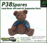 Land Rover Soft and Cuddly Plush Bear - 20 cm seated