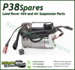Audi A8 S8 (D3) Air Suspension Compressor Pump with Relay 6-8 Cylinder Petrol 2002-2010