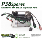 Audi A8 S8 (D3) Air Suspension Compressor Pump with Relay Diesel 2002-2010