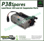BMW 5 Series (F11) Wagon & Gran Turismo Crossover (F07) Arnott / Wabco Air Suspension Compressor Pump Dryer Assembly 2010-2014