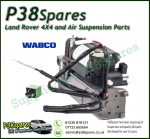 BMW 7 Series (E65 Chassis) New Wabco Air Suspension Compessor Pump With Relay 2001-2008
