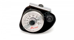 Pressure Gauge With Toggle For Touring Series - Bagger / Touring Series Arnott  Motorcycle Air Suspension 2003-2017 -Chrome