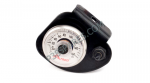 Pressure Gauge With Toggle For Touring Series - Yamaha FZ1  Arnott  Motorcycle Air Suspension 2006-2015 - Black Bracket