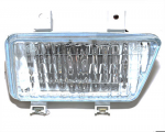 Left Side Front Bumper Fog Light - Range Rover Mk2 P38A 4.0 4.6 V8 & 2.5 Td Models 1994-1999