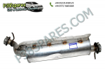 Range Rover P38 4.0 - 4.06L MKII V8 Petrol Center Silencer 1999 - 2002
