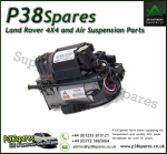 ArnottWabco Air Suspension Compressor Audi Allroad Quattro A6 C5 4B 1997-2005