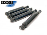 Front & Rear Boge Shock Absorbers Range Rover P38 MKII 1995-2002 x4