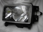 P38 Front Left Hand Drive (LHD) Right Side Headlamp Unit (not USA/Mexico)