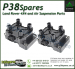 Range Rover P38 MKII  & Discovery 2 V8 THOR Ignition Coil Pack X2