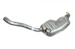Range Rover P38 Rear LH Exhaust Tailpipe Twin 98 - 02