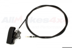 Disco 2 Bonnet Release Cable - 02-04