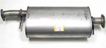 Discovery 2 Intermediate Centre Pipe and Silencer 98-04