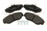 Front Mintex Land Rover Discovery 2 Brake Pads Fits Left & Right 1998-2004