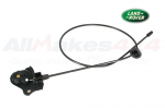 Discovery 3 OEM Bonnet Release Cable x1 04-09