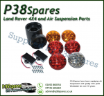 Land Rover Defender LED Rear Light Upgrade Kit 83-12