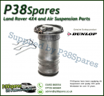 Rear Range Rover P38 MKII Dunlop Air Suspension Spring & Clips Fits Left or Right 1994-2002