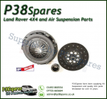 Discovery 2 TD5 Borg & Beck Three In One Clutch Kit 1998-2004