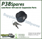 Land Rover Discovery 2 Locking Fuel Cap with Keys