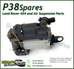 Mercedes-Benz CL-Class (C216) Air Suspension Compressor >2006