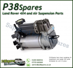 Mercedes-Benz E-Class (W211) Air Suspension Compressor 2002-2009