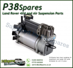 Mercedes-Benz E-Class (S211) Air Suspension Compressor 2002-2009