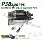 Mercedes-Benz E-Class (S212) Air Suspension Compressor > 2009