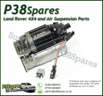 Mercedes-Benz E-Class (W212) Air Suspension Compressor >2009