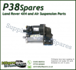 Mercedes-Benz GL-Class (X164 w/ AIRMATIC) AMK Air Suspension Compressor 2007-2012
