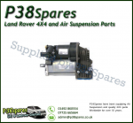 Mercedes-Benz ML-Class (W164) Air Suspension Compressor 2005-2011