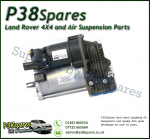 Mercedes-Benz ML-Class (ML63) W164, AMG Air Suspension Compressor 2005-2011