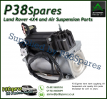 BMW 5 Series (E53) Rear Only, (E39), 7 Series (E65, E66) Wabco / Arnott Air Suspension Compressor 1997-2008