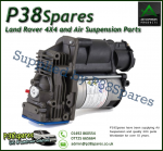Arnott EAS Air Suspension Compressor with Valve Block / Dryer Assembly BMW 5 Series E61 2004-2010