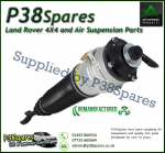 Arnott Front Right Remanufactured Audi A8 S8 (D3) Normal/Comfort (Non-Sport) Air Suspension Strut 2002-2010