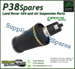 Front Range Rover P38 MKII Generation III Arnott Air Suspension Air Spring Fits Left or Right 1995-2002