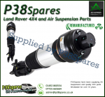 Front Right Mercedes-Benz CLS-Class (W219 CLS55 & CLS63), E-Class (W211 E55 & E63) AMG Remanufactured Air Strut 2002-2011