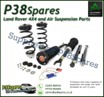 Arnott Mercedes-Benz E-Class (W211) w/Airmatic w/4Matic Air to Coil Conversion Kit 2002-2009