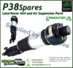 Arnott Mercedes-Benz E-Class Wagon / Estate With Airmatic, Without 4Matic Re-manufactured Front Right Air Suspension Spring Assembly Strut 2003-2009