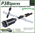 Arnott Mercedes-Benz ML Class (W164 Chassis- Excl. ML63) With Airmatic, W/WO ADS Re-manufctured Front Air Suspension Spring / Shock Assembly Strut (Fits Left or Right) 2005-2011