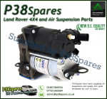 Mercedes-Benz R-Class (W251) with Rear Air Suspension Only AMK / Arnott AMK Air Suspension Compressor 2006-2013