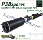 Arnott Mercedes-Benz R-Class (W251 Chassis) With Four Corner Suspension  Re-manufactured Front Air Spring / Shock Assembly Strut (Fits Left or Right) 2006-2013