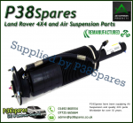 Arnott Front Right ABC Mercedes-Benz S-Class (W220), CL-Class (W215) Air Suspension Strut Non-AMG 2002-2006