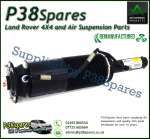 Front Left Mercedes-Benz S-Class (W220), CL-Class (W215) Non-AMG Arnott Remanufactured ABC Hydraulic Suspension Strut 2002-2006