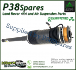 Arnott Mercedes-Benz S-Class (W221 Chassis) With Hydraulic ABC Suspenson, AMG Re-manufactured Right Rear Spring / Shock Assembly 2007-2012
