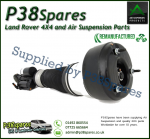 Arnott Mercedes-Benz S-Class (W221 Chassis) With Airmatic & 4Matic Remanufactured Front Left Air Suspension Strut 2006-2012
