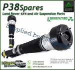 Arnott Front Mercedes-Benz S-Class (W221) w/Airmatic, w/o 4Matic Remanufactured Air Suspension Strut Fits Left or Right 2005-2012