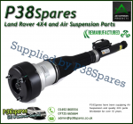Arnott Mercedes-Benz S-Class (W221 Chassis) With Airmatic, Without 4Matic Re-manufactured Left Rear Air Suspension Spring / Shock Assembly Strut 2007-2012