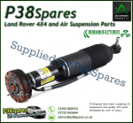 Front Left SL-Class (R230) SL55 & SL65, Mercedes-Benz ABC, AMG Arnott Remanufactured Hydraulic Suspension Strut 2002-2006