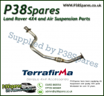Land Rover Defender Td4 Terrafirma (De-Cat) Down Pipe 2007 Onwards