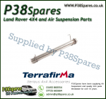 Land Rover Defender 90 300Tdi Terrafirma Centre Silencer Replacement Pipe 1997-1998