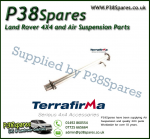 Land Rover Discovery 1 300tdi Terrafirma Centre Silencer Replacement Pipe 1994-1998